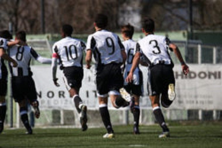 UNDER 15 A E B- Cavallo, Zanchetta e Poppa stendono la Roma. Juventus in Finale