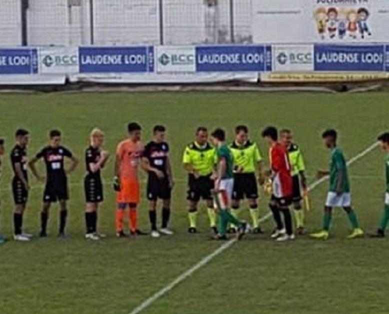 """TORNEO """"CITTA' DI LODI""""- 2° gara: Napoli-Rapp. Lnd Lodi 2-1, ora sfida al Milan"""