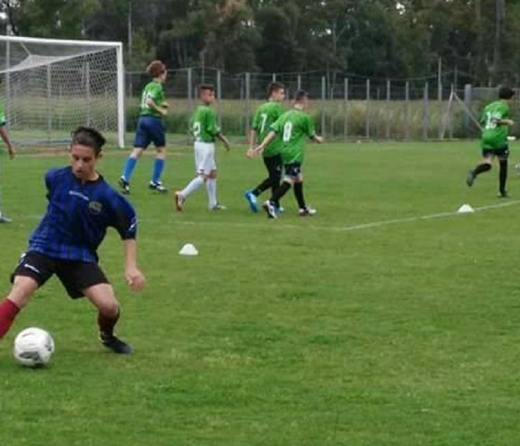 ESCLUSIVA FA-Cilento Academy: giovani promesse in prova, stavolta tocca a Manuel Rotolo