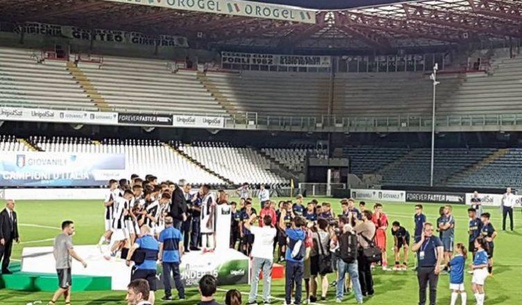 UNDER 15- Juventus TRICOLORE, grazie anche a tre talenti strappati alla Campania: ecco di chi si tratta!