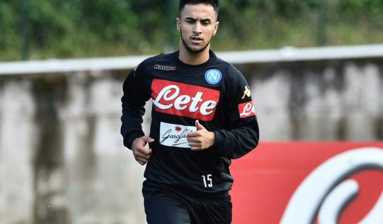 Trento: pareggio 1-1 tra Napoli e Chievo, Ounas replica ad Inglese