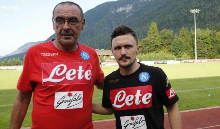 Maran prima di Chievo-Napoli: