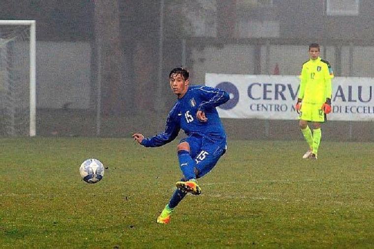 UFFICIALE- Per Gabriele Corbo arriva la prima chiamata dall'Italia Under 18