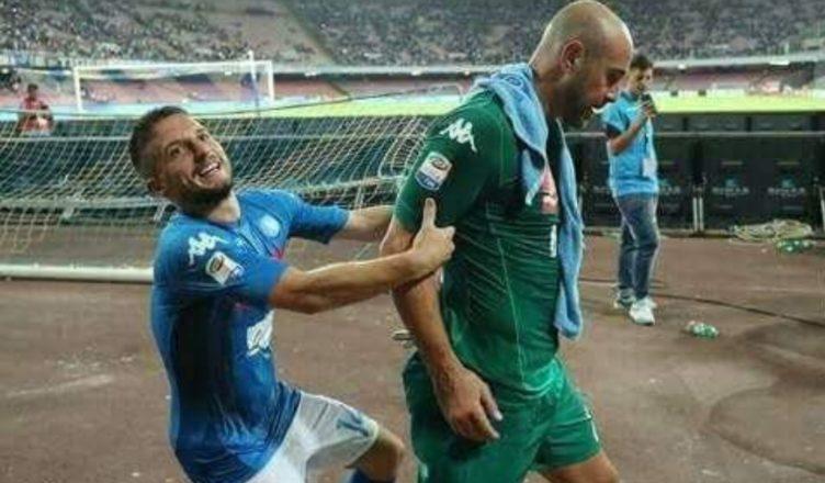 Dalla Spagna - Reina addio Napoli: firmerà con il Milan