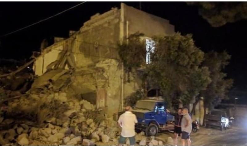 """FOTO – Terremoto a Ischia, vergogna in rete: """"Adesso aspettiamo il Vesuvio"""". Veloce la risposta dell'ag. di Sarri: """"Segnalate sto co***ne!"""""""