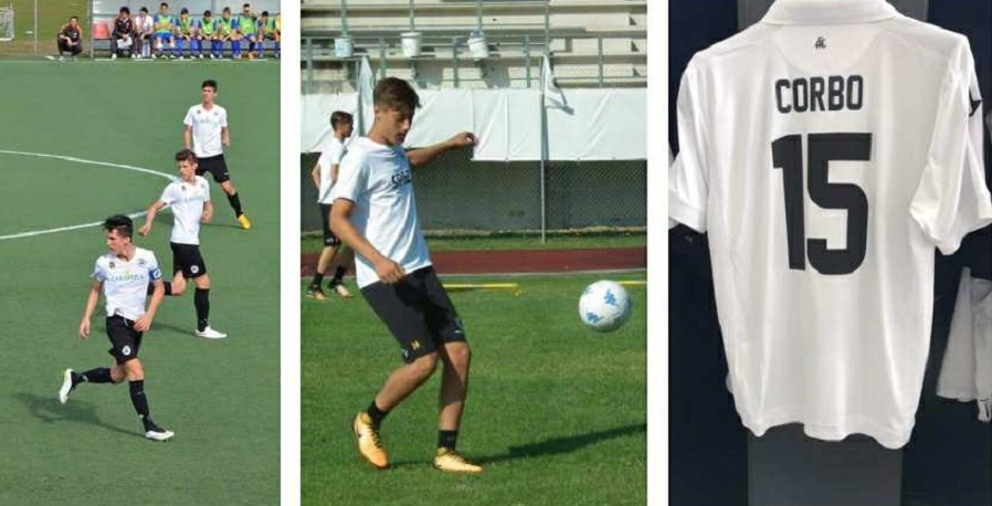 Gabriele Corbo- Arriva la Serie B per il ragazzo cresciuto a La Spezia