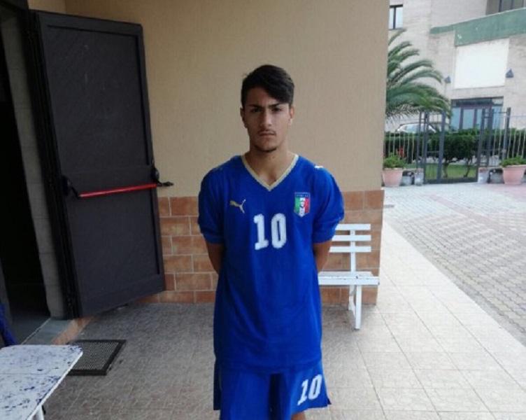CASERTANA- Ufficiale: l'attaccante Liguori nuovo rinforzo della Berretti