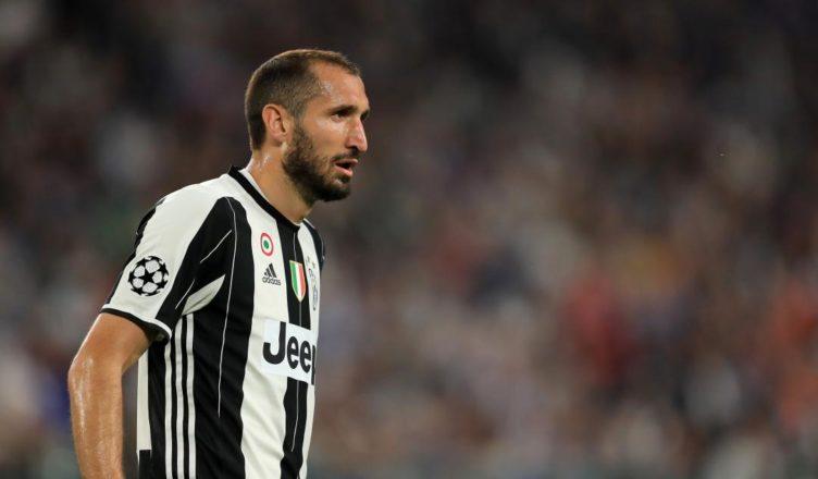 Infortunio Chiellini: che tegola per Nazionale e Juventus!