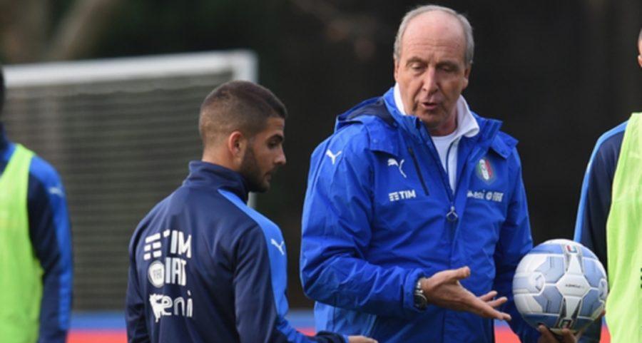 """Ventura: """"Il prossimo sarà l'anno di Ancelotti. Insigne? Un"""
