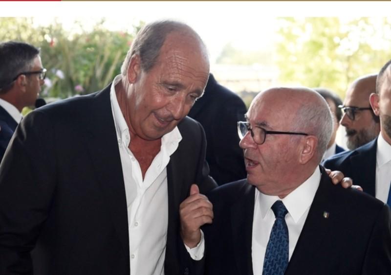 """Tavecchio: """"Ventura? Rinnovata la fiducia, spero che faccia bene. Senza mondiale sarebbe un'apocalisse!"""""""