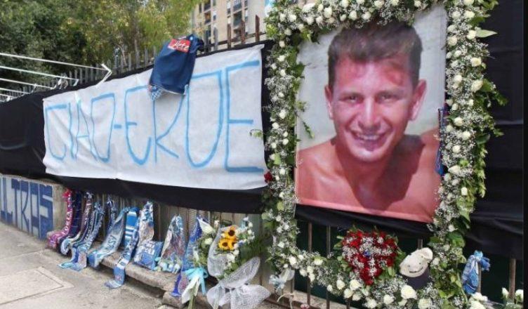 Morte Ciro Esposito: De Santis, commise una