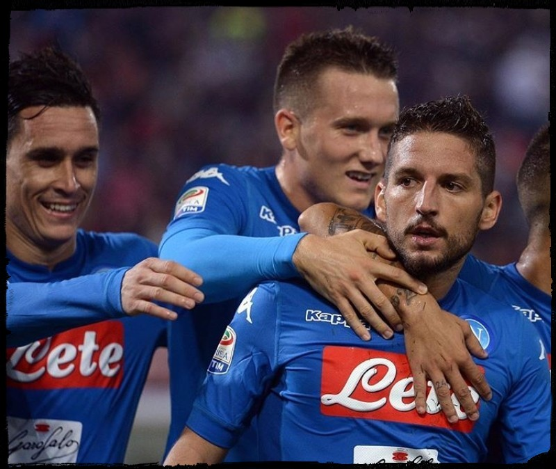 Il Roma – Dalla Cina, offerta record per Mertens. De Laurentiis…
