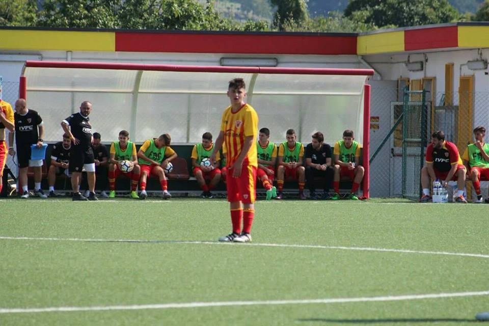 UNDER 17- Benevento fa 5 su 5: battuto anche il Crotone all'ultimo minuto