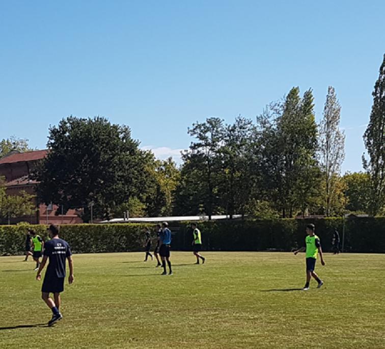 Coppa Italia- Ravenna-Reggiana 0-2: tre giovani granata debuttano in Serie C