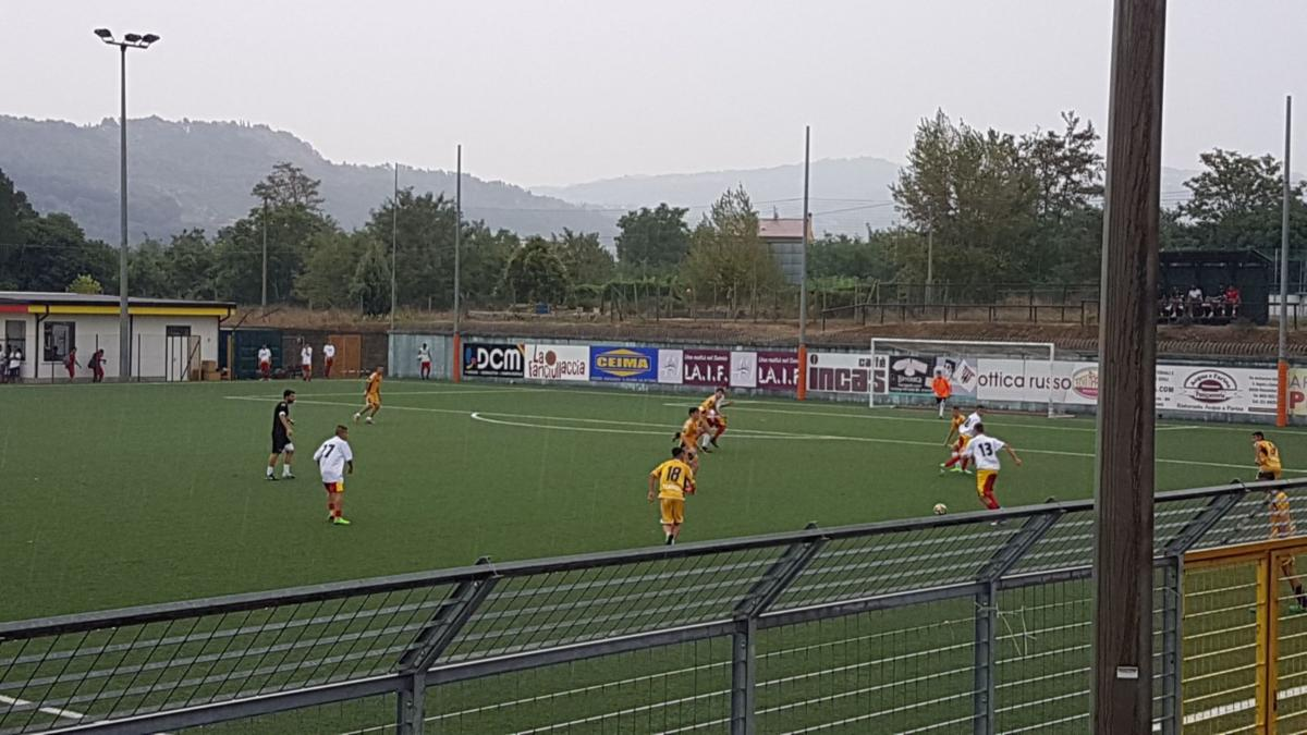 UNDER 15- Pareggiano Benevento e Juve Stabia
