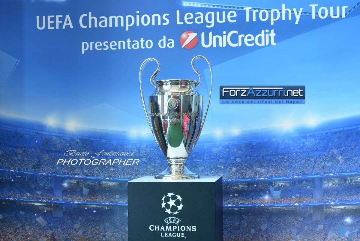 Champions League 2018/19 Ecco tutti i gironi