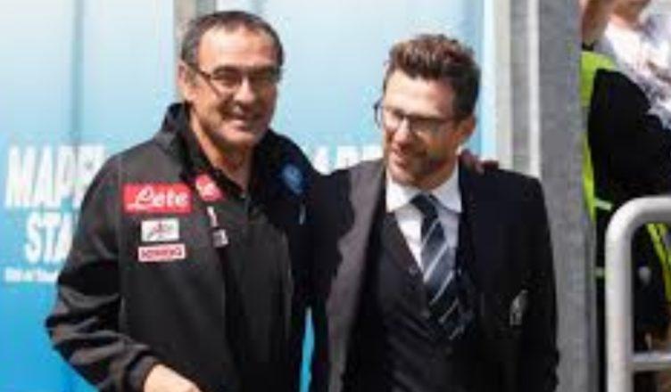 Calcio, Di Francesco: