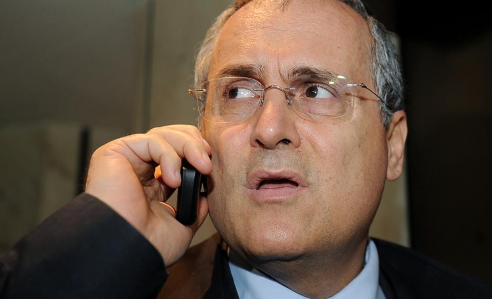 """Claudio Lotito al TG2: """"Incroceremo Insigne sul lungomare Caracciolo"""""""