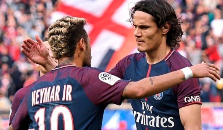 Cavani VS Neymar: