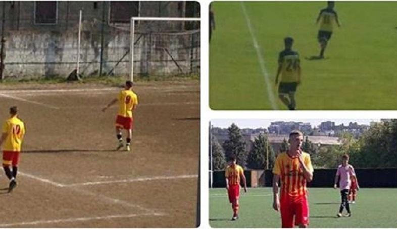 BENEVENTO- Gentile, Gargiulo e Agnello: ecco i primi tre dell'Under 15 di mister Fusaro che vestiranno la maglietta azzurra della Nazionale