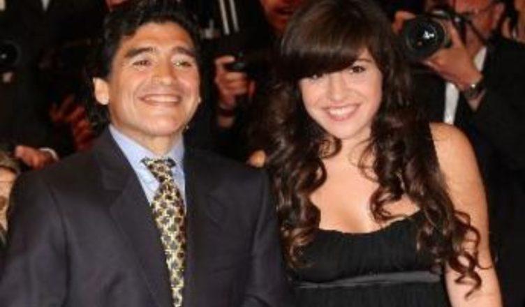 Maradona è pronto a chiedere il carcere per la figlia Giannina