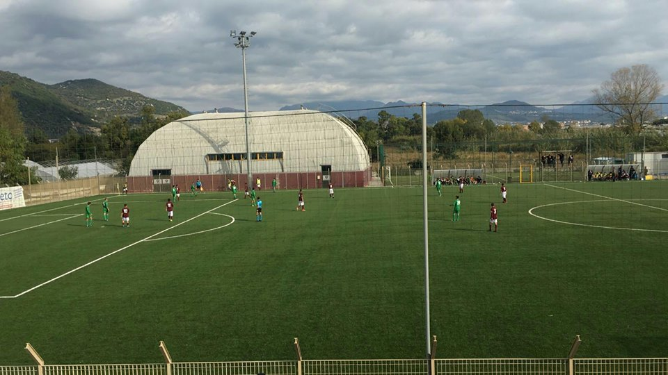 SALERNITANA-AVELLINO Under 15: incredibile al Volpe! Pescicolo manda i lupi in paradiso