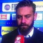 """De Rossi saluta: """"Doloroso lasciare la Nazionale. Dovevamo vincere ho detto di far entrare Insigne che era accanto a me"""""""