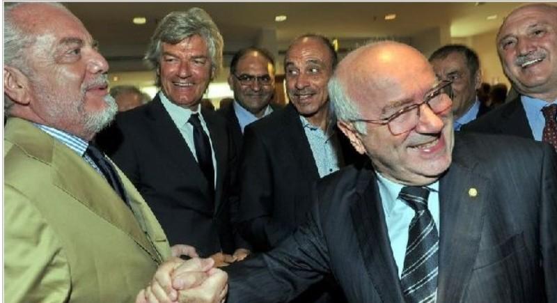 FIGC, spunta già un nome per sostituire Tavecchio…