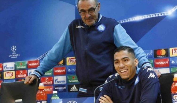 Napoli, Allan: 'Juve? Non ci penso'