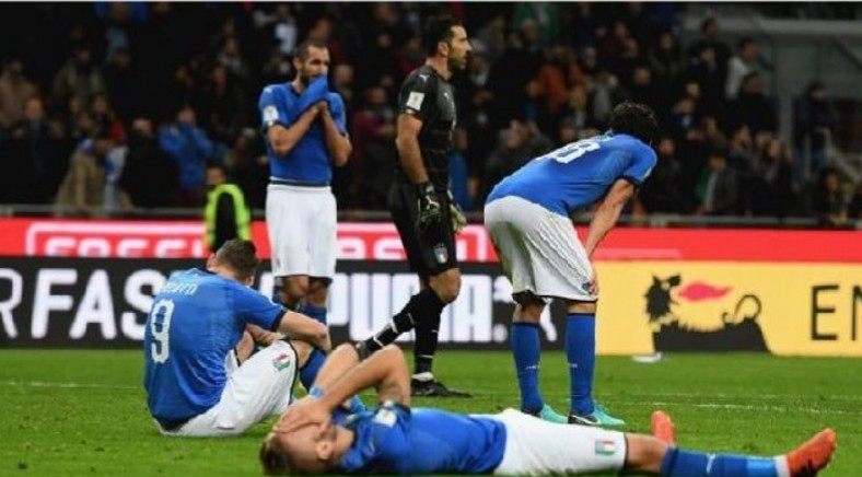 Annuncio dal Sud America: Italia ripescata al Mondiale?