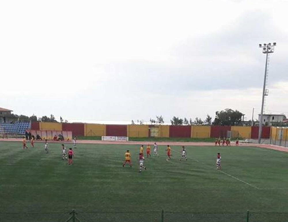 UNDER 16- Finita Crotone-Benevento: ecco il risultato