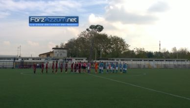 UNDER 15 Napoli Salernitana 3-0