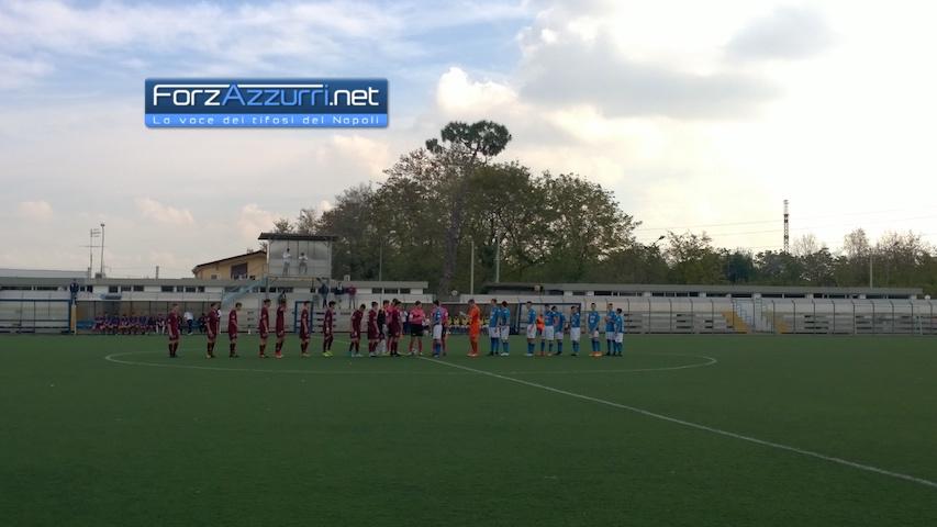 FOTOGALLERY- UNDER 15 NAPOLI-SALERNITANA 3-0: ecco gli scatti del match