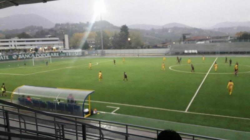 SALERNITANA UNDER 17- Sotto la pioggia di Ferentino vince il Frosinone