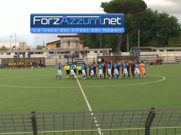 UNDER 16- Il Napoli rifila un tris alla Salernitana e rimane in testa
