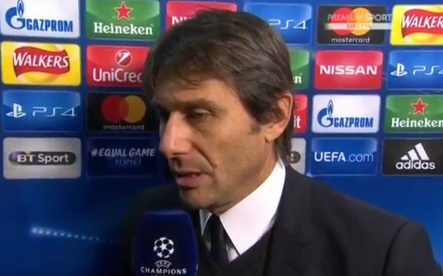 """Conte: """"Gap con Juve e Napoli? Il gap c'è ed è difficile da colmare"""""""