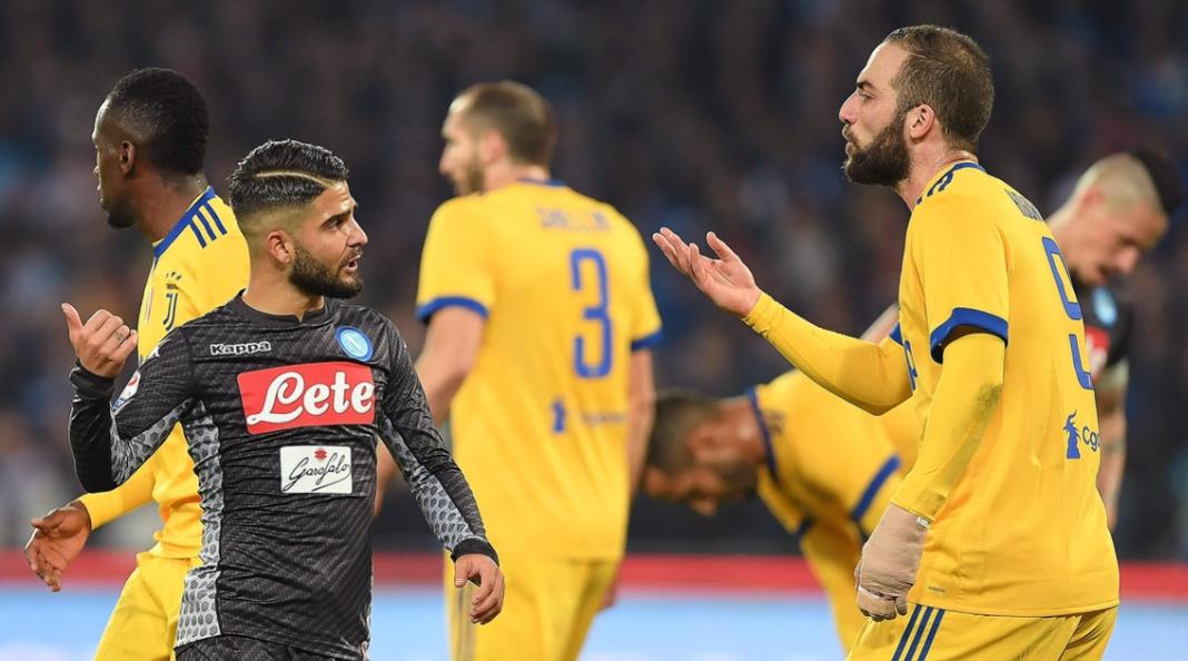 CorSera – Napoli-Juventus, Higuain salta la finale di Coppa Italia