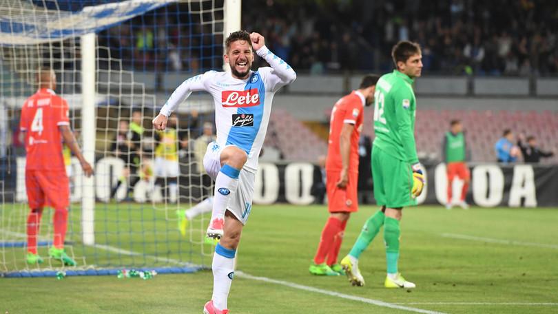 Napoli-Fiorentina, l'amarcord del tifoso