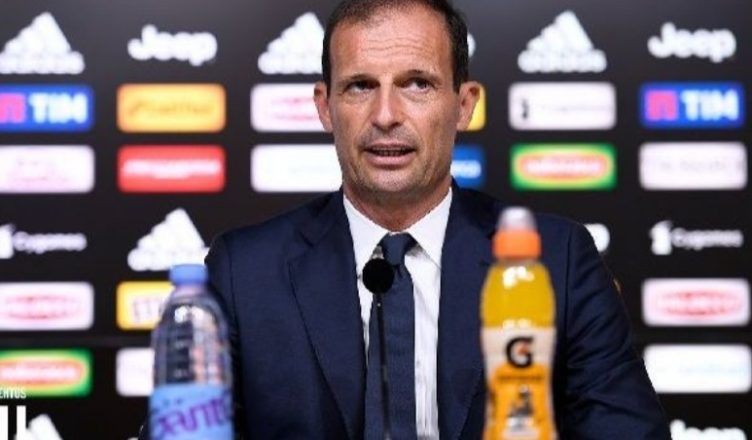 Bologna-Juventus, la conferenza stampa di Allegri
