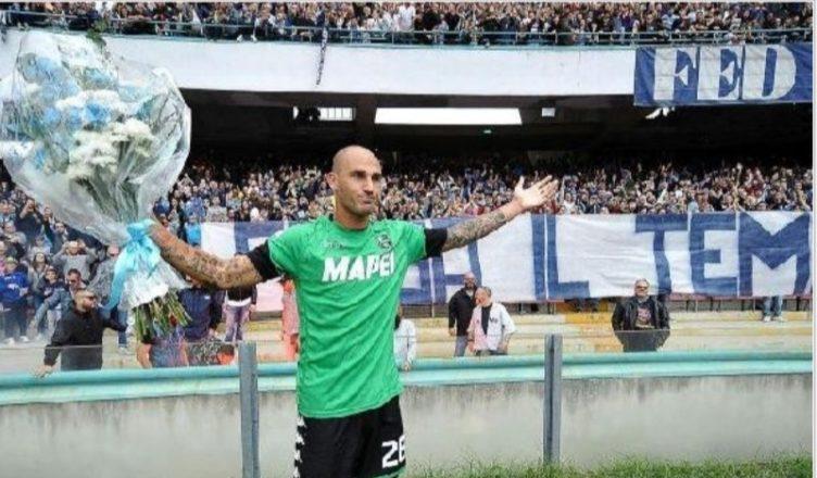 La SSC Napoli saluta Cannavaro: