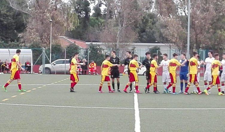 """UNDER 17- Il Benevento batte l'Avellino e si conferma tra """"le grandi"""""""
