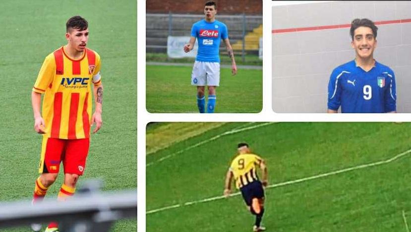 GIOVANILI-Marcatori Campania: Gaetano-Buonocore-Chirullo DOPPIETTE! Salimbè e altri 5 in gol per la prima volta. D.Russo sale a 3, Cavucci a 4, Iannone a 11…