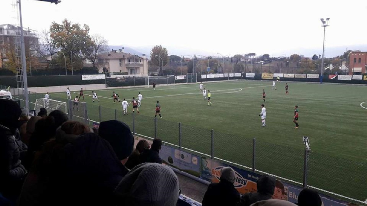UNDER 17- Ternana-Salernitana: Iannone fa 11 e regala 3 punti ai granatini