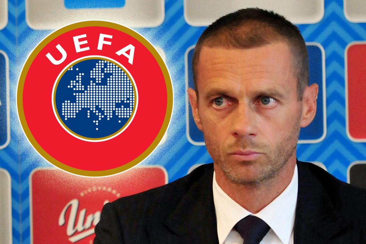 """Ceferin boccia la Superlega: """"Ne parlano due o tre club"""""""