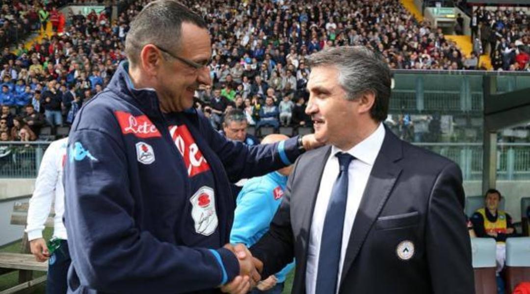 """Gigi De Canio: """"Contro l'Atalanta il Napoli dovrà far girare velocemente la palla per evitare che l'Atalanta marchi a uomo"""""""