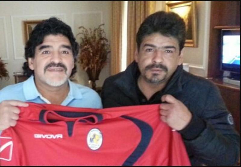 FOTO – Hugo Maradona dopo il ricovero a Pozzuoli: questa la lettera inviata all'ospedale che lo ha avuto in cura