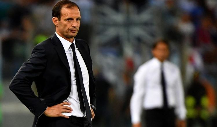 Chievo-Juventus, Allegri in conferenza:
