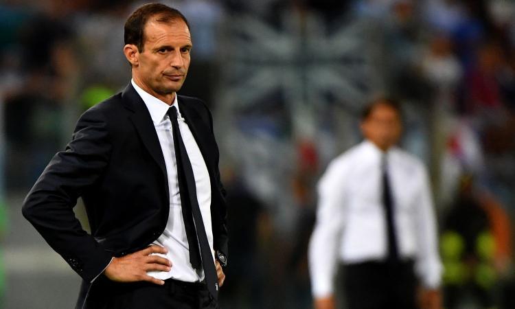 Napoli: sfuma la pista Allegri, senza Champions non arriverà