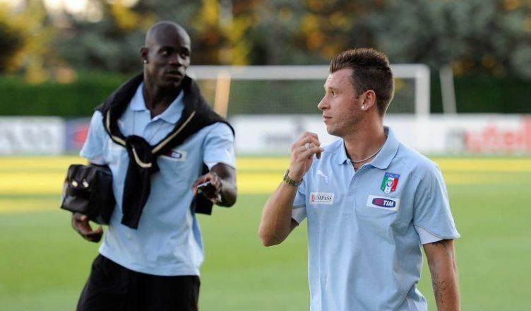Cassano al Corsport: Bonucci era forte solo grazie a Chiellini e Barzagli