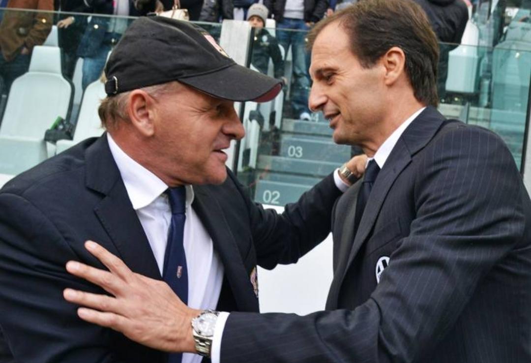 """Beppe Iachini, ex Sassuolo: """"Spero che arrivi un grande colpo per Ancelotti"""""""